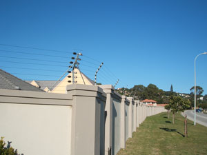 Wall Top Electric Fencing Roodepoort